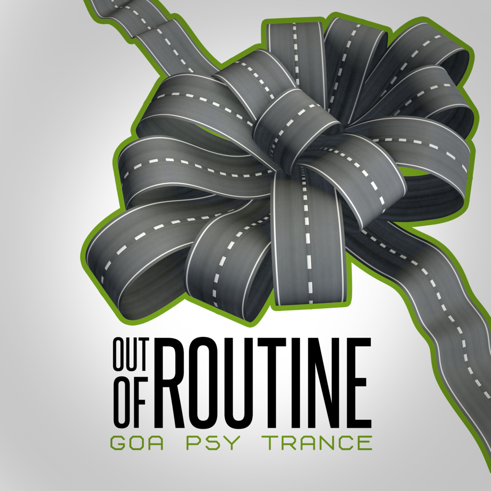 Out of Routine: Goa Psy Trance - Vinyl Loop Records