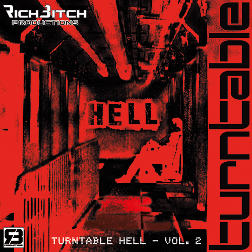 RichBitch Productions - Turntable Hell Vol. 2 (EP)