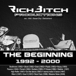 RichBitch Productions - The Beginning