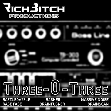 RichBitch Productions - Three-0-Three