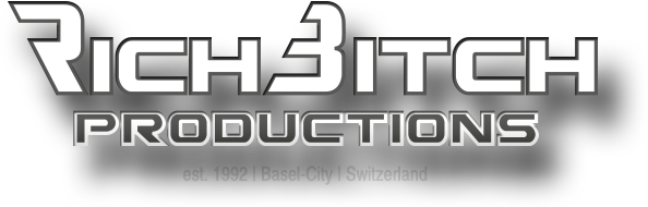 RichBitch Productions - est. 1992 | Basel-City | Switzerland